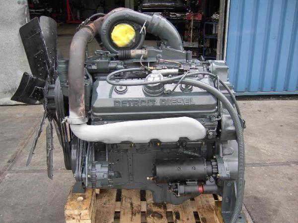 Motor für Detroit 8V71 Andere Baumaschinen