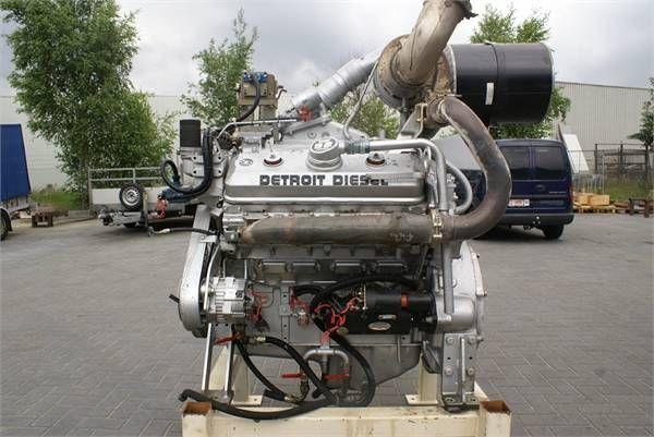 Motor für Detroit 8V92TA Andere Baumaschinen