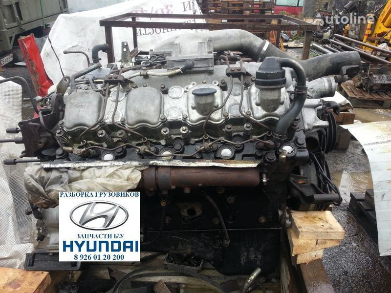 Mitsubishi D8AB D8AX D8AY Motor für HYUNDAI HD Gold AERO LKW