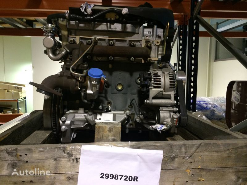 Iveco F1AE0481 E4 Motor für IVECO DAILY Kleintransporter