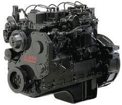 neuer Cummins Motor für KOMATSU Planierraupe