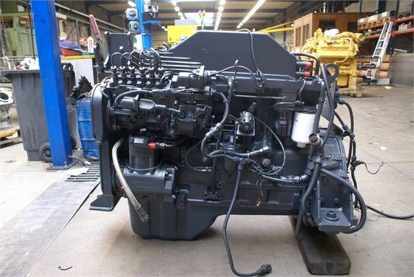 Motor für KOMATSU S6D114 E1 Radlader