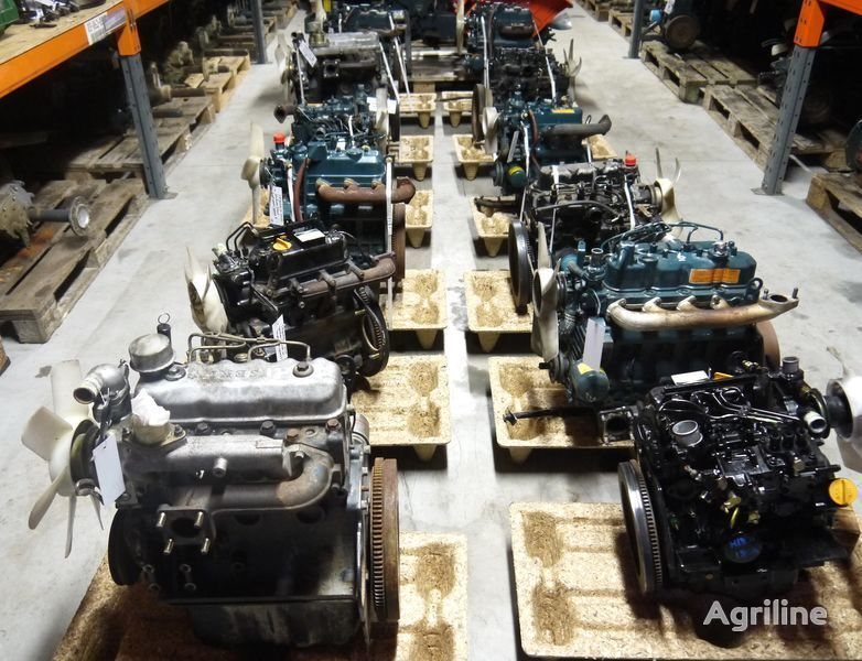 Motor für KUBOTA / Mitsubishi / Yanmar / Isuzu / Iseki  Traktor