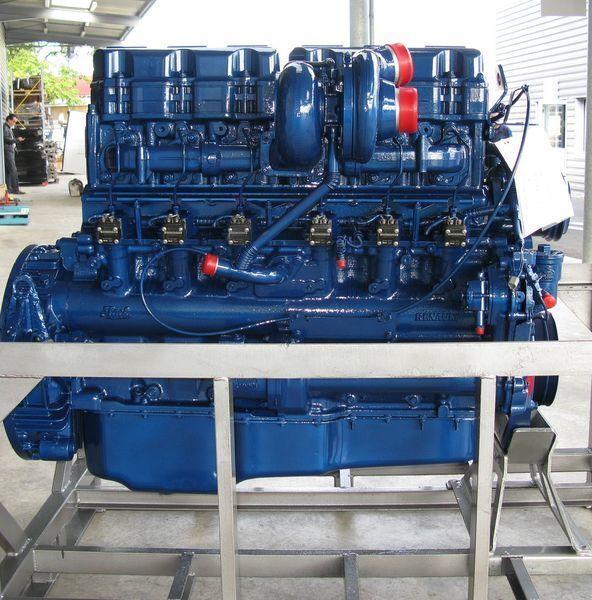 neuer Mack MAGNUM Motor für MACK MAGNUM LKW