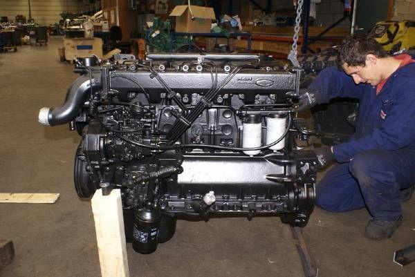 Motor für MAN D0826 LF 03 Planierraupe