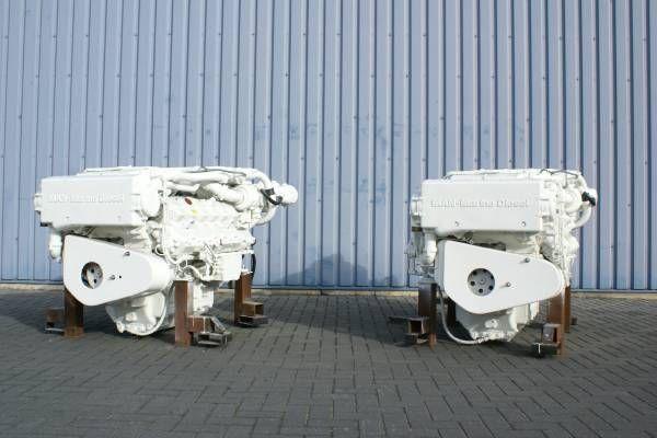 Motor für MAN D2842LE409 Sattelzugmaschine