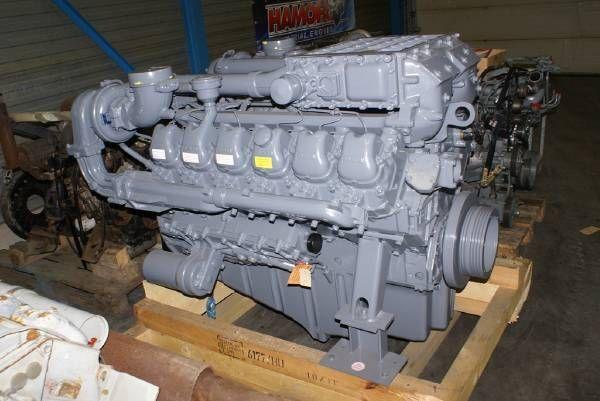 neuer Motor für MAN NEW FACTORY ENGINES Andere Baumaschinen