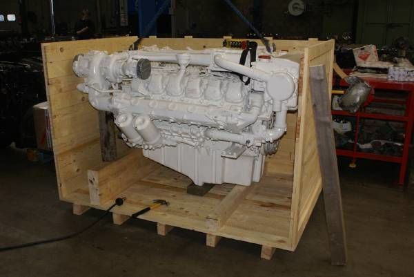 Motor für MAN RECONDITIONED ENGINES LKW
