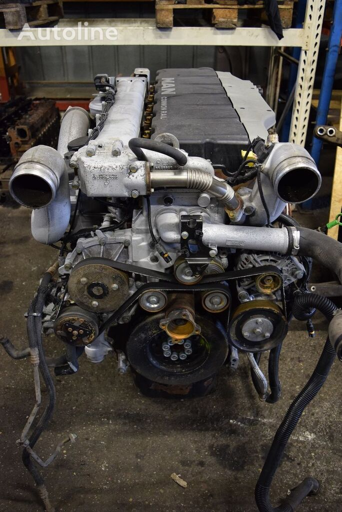 MAN d2066 Motor für MAN TGA Sattelzugmaschine