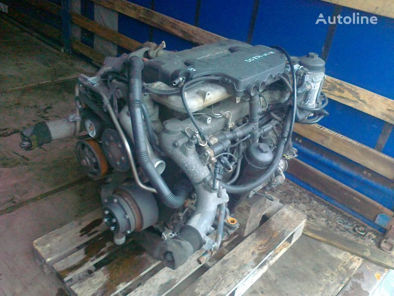 Motor für MAN TGL 180 KM CommonRail D0834 netto 19000 LKW