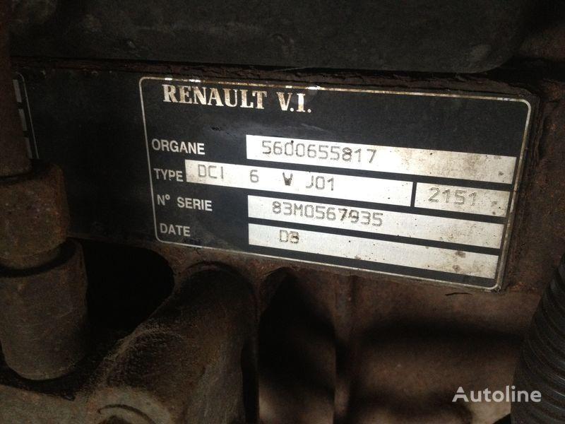 Renault dci 6v j01 Motor für RENAULT 220.250.270 LKW