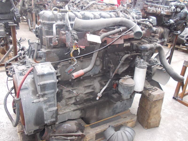 Scania DSC 12 02 Motor für SCANIA 124 Sattelzugmaschine