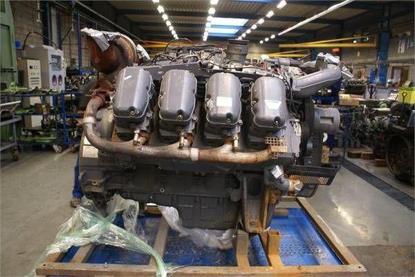 Motor für SCANIA DC16 Andere Baumaschinen