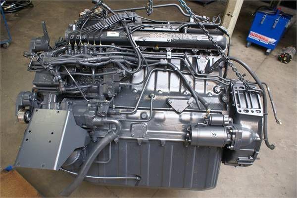 Motor für SCANIA DC9.05 Andere Baumaschinen
