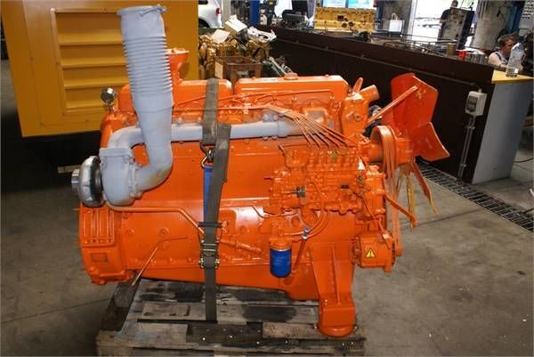 Motor für SCANIA DS11 Bagger