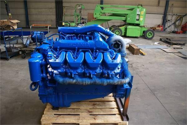 Motor für SCANIA DSC 14 01 Andere Baumaschinen