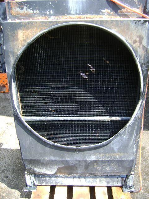Motorkühler für FIAT Hitachi W 190 Evolution Bagger