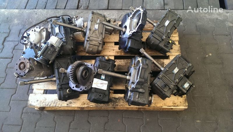 Przystawka odbioru mocy ZF PTO zf wzystkie rodzaje PTO für Sattelzugmaschine