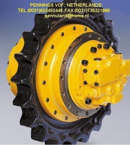 neuer all brands FINAL DRIVE,reducer,trackmotor,rupsmotor,eindaandrijving Radnabe für Bagger