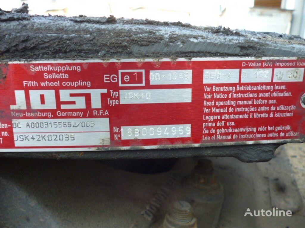 JOST V=150 D=880 Sh=405 Sattelkupplung für Sattelzugmaschine