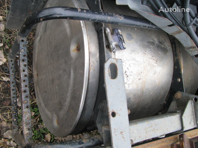 Schalldämpfer für DAF Sattelzugmaschine