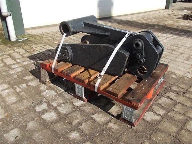 Bucket link Schnellwechsler für CATERPILLAR M318  Bagger