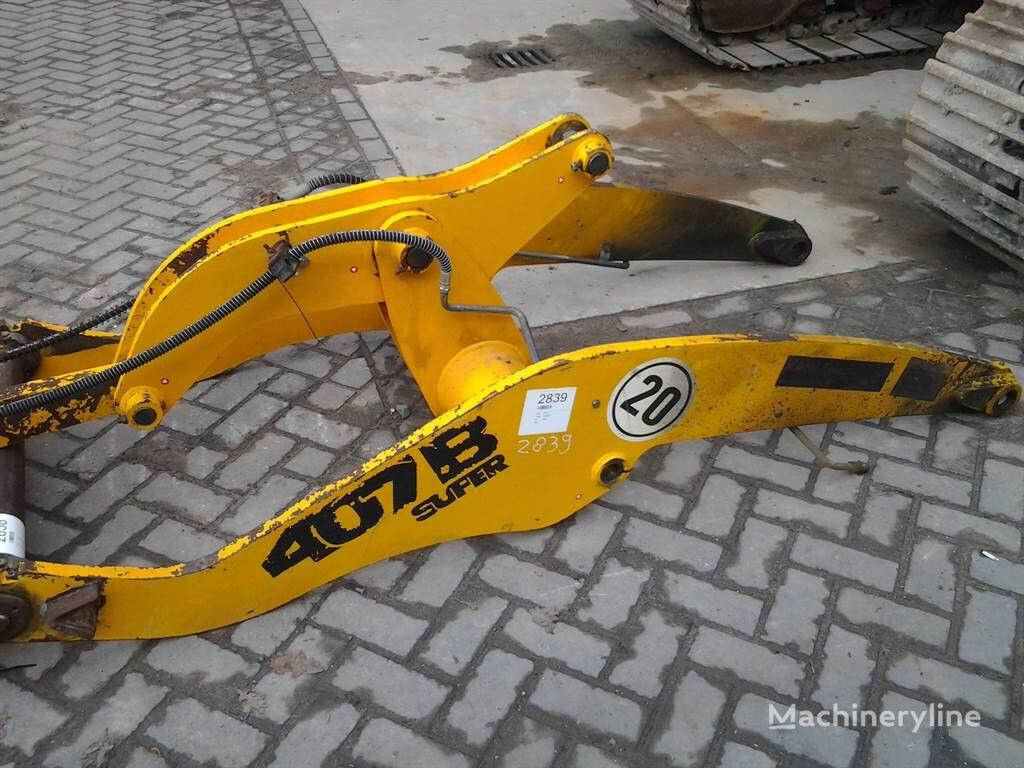 Schnellwechsler für JCB 407BZX Radlader