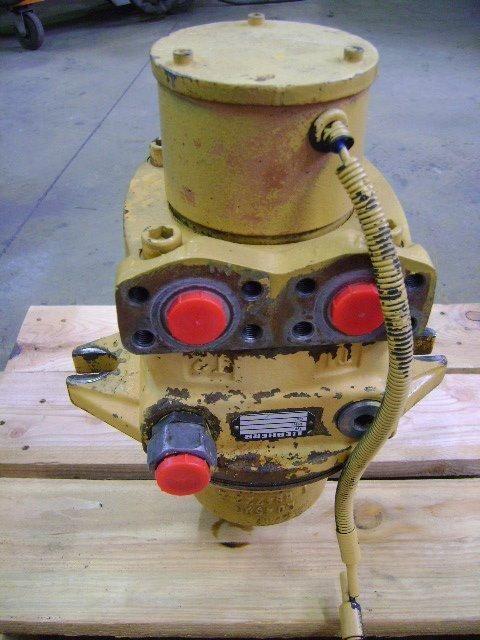 Motore di rotazione Schwenkmotor für LIEBHERR Andere Baumaschinen