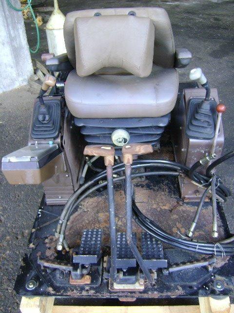 Sitz für FIAT Hitachi  Bagger