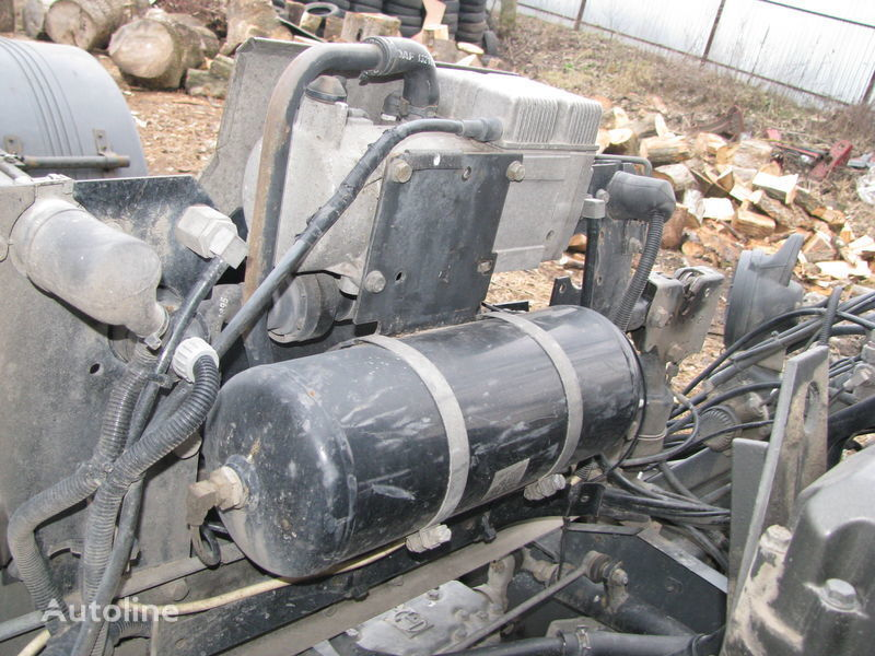 Standheizung für DAF Sattelzugmaschine
