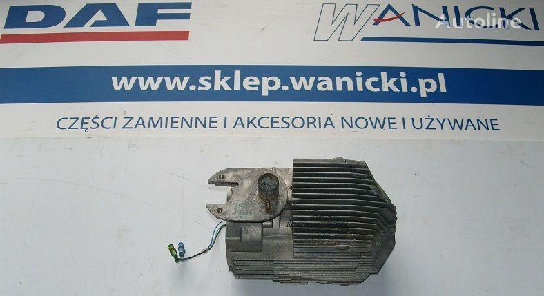 OBUDOWA PALNIKA,WYMIENNIK CIEPŁA EBERSPACHER D4S,Heat exchanger, auxiliary heater Standheizung für DAF XF 95, XF 105 Sattelzugmaschine