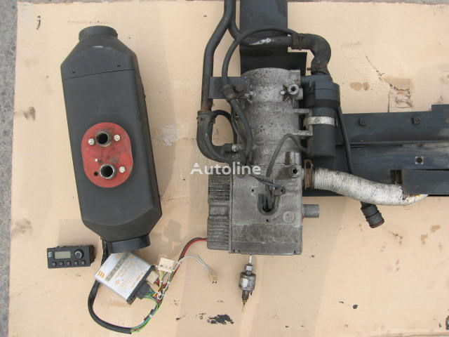 Standheizung für Lyubaya. 12- 24 volt