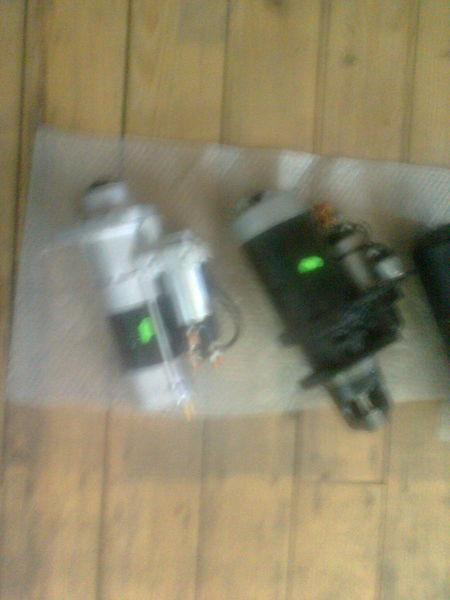 neuer Monark Diesel 0001241021 Starter für MAN TGA TGX Sattelzugmaschine
