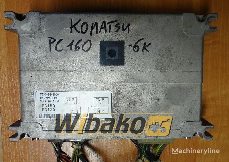 Computer Komatsu 7834-24-2000 Steuereinheit für 7834-24-2000 Andere Baumaschinen