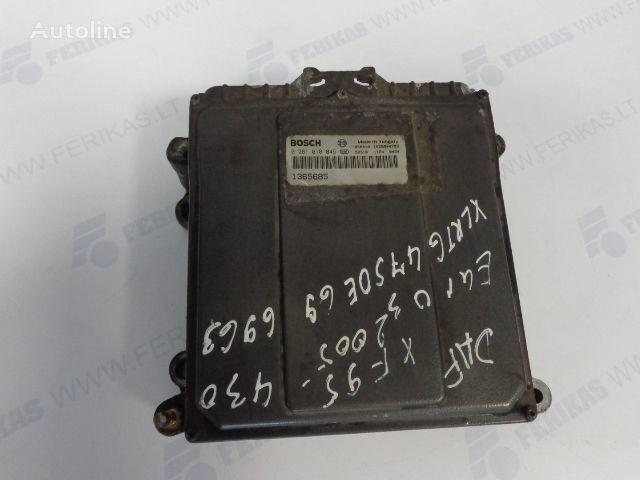 BOSCH ECU EDC Engine control 0281010045,1365685, 1684367, 1679021 Steuereinheit für DAF Sattelzugmaschine