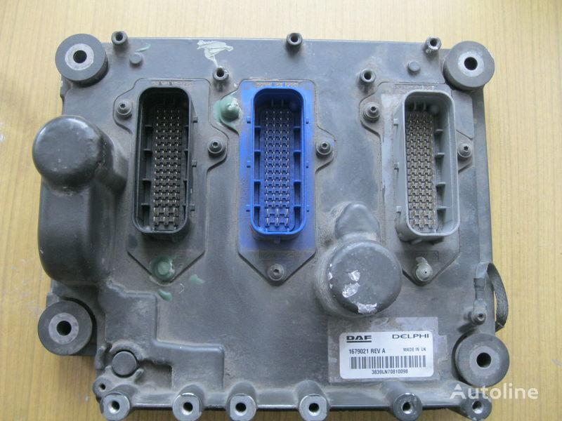 KOMPUTER SILNIKA Steuereinheit für DAF XF 105 / CF 85 Sattelzugmaschine