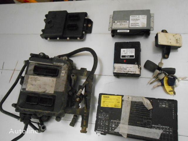 IVECO Euro 5 F3BE3681 EDC7 UC31 Steuereinheit für IVECO Stralis/Trakker LKW