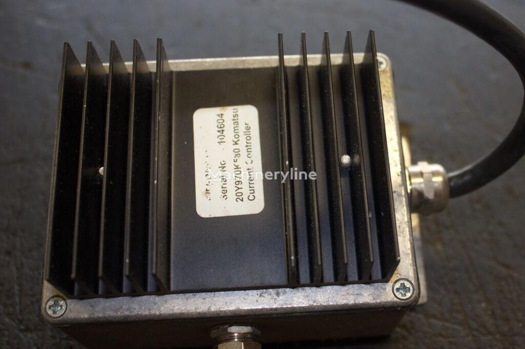 Steuereinheit für KOMATSU PC240LC-6 Bagger
