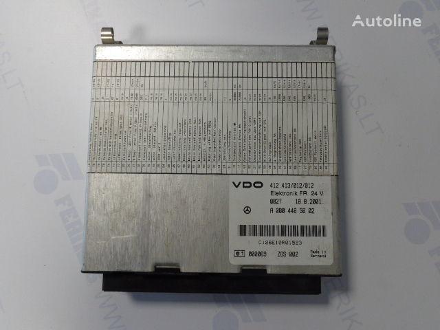 VDO Elektronik FMR,FR 0004462302, 0004462702, 00044638, 000446460202, 0004465302, 0004465602 Steuereinheit für MERCEDES-BENZ Sattelzugmaschine