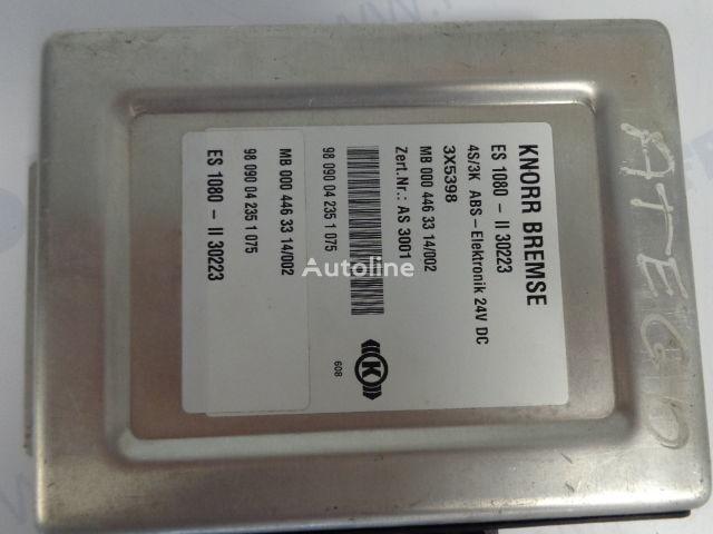 KNOR BREMSE ES 1080-II 30223,4S/3K ABS-Elektronik 24V DC ,0004463374/002 Steuereinheit für MERCEDES-BENZ ATEGO LKW