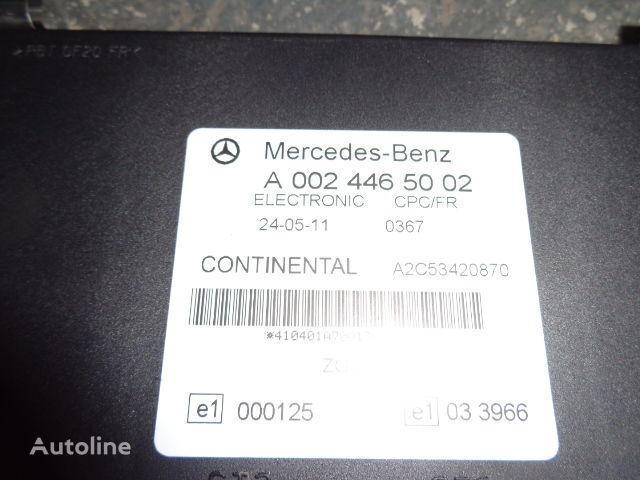 Mercedes Benz Actros MP3 FR unit ECU 0024465002, 0034464202, 0024463102, 0024463505, 0024464802, 0034464402, 0034465102, 0034465502, 0044460002 Steuereinheit für MERCEDES-BENZ Actros Sattelzugmaschine