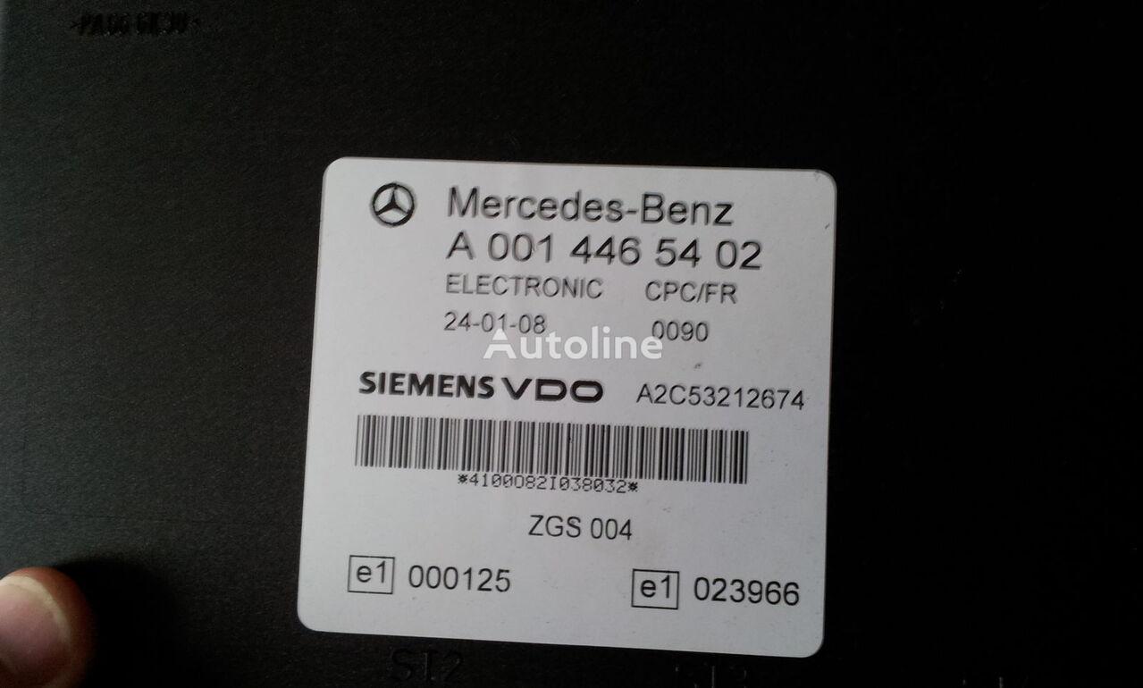 Mercedes Benz MP2 FR unit ECU 0014464102, 0014464102, 0004467502, 0014461002, 0014467402, 0004467602, 0004469602, 0014461302, 0014461402, 0014462602, 0014467002, 0014461902, 0014464102, 0024460102, 0014465402, 0024460402, 0014465702, 0024463502, 0014465702, 0024463802, Steuereinheit für MERCEDES-BENZ Actros Sattelzugmaschine