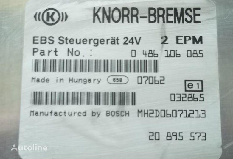 RENAULT central brake control unit EBS 20895573 Steuereinheit für RENAULT Premium DXI  Sattelzugmaschine