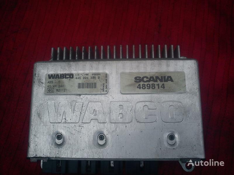 Wabco C3-4S/M 4460040850 . 4480030790. 4460030510. 4460040540 Steuereinheit für SCANIA LKW