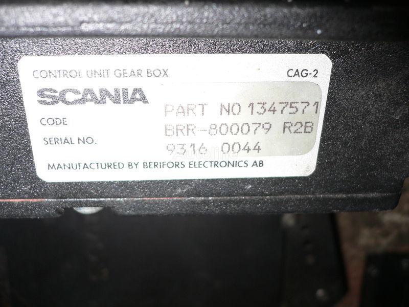 Scania GEAR BOX 1347571 . 1362616 . 1505135 . 488207. 1434153. 1368153. 1360315 Steuereinheit für SCANIA 113 Bus