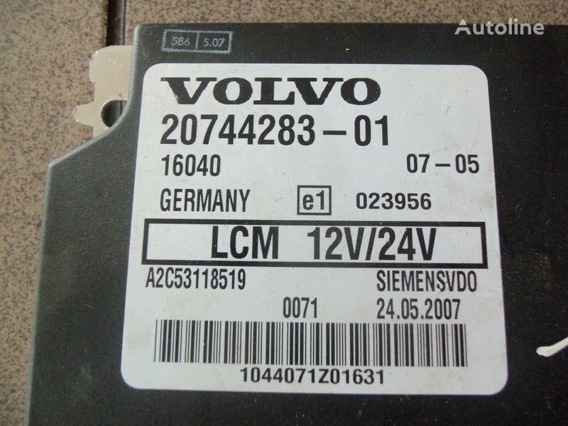 VOLVO FH12, LCM control unit, lightning 20744283, 20514900, 85108922, 20744286, 20865208, 85115541, 20815236, 85110015 Steuereinheit für VOLVO FH12 Sattelzugmaschine