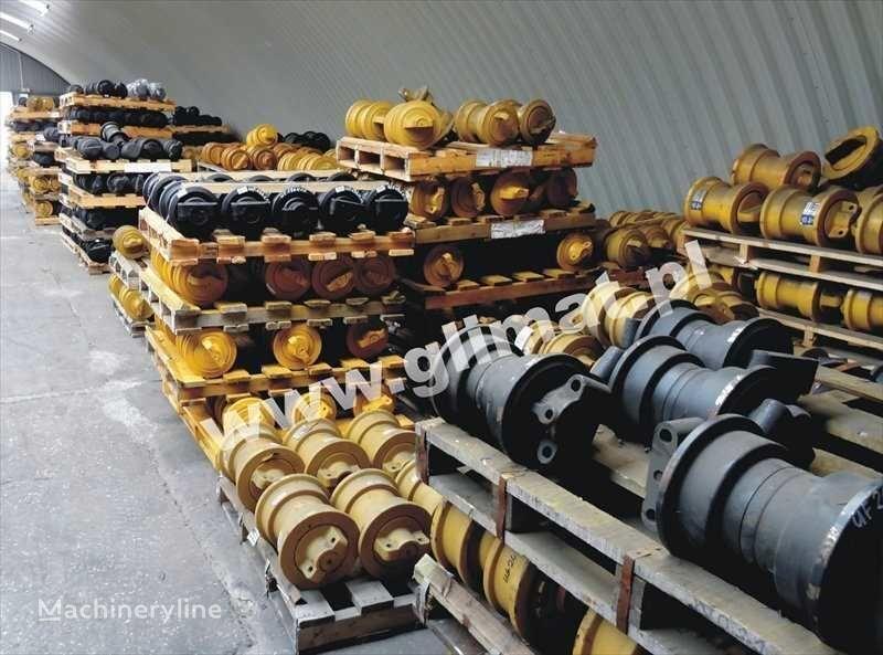 neuer Tragrolle für HANOMAG D600 Baumaschinen