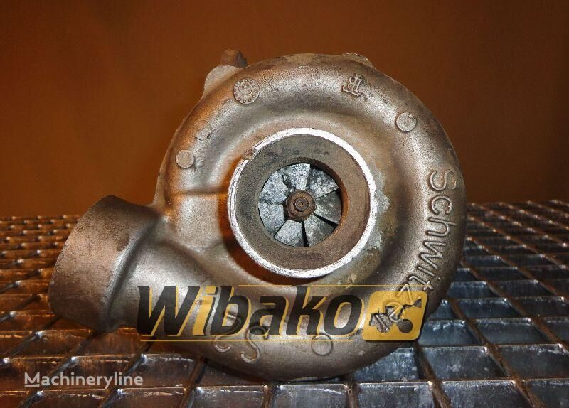 Turbocharger Schwitzer BF4M1013 Turbokompressor für BF4M1013 Andere Baumaschinen