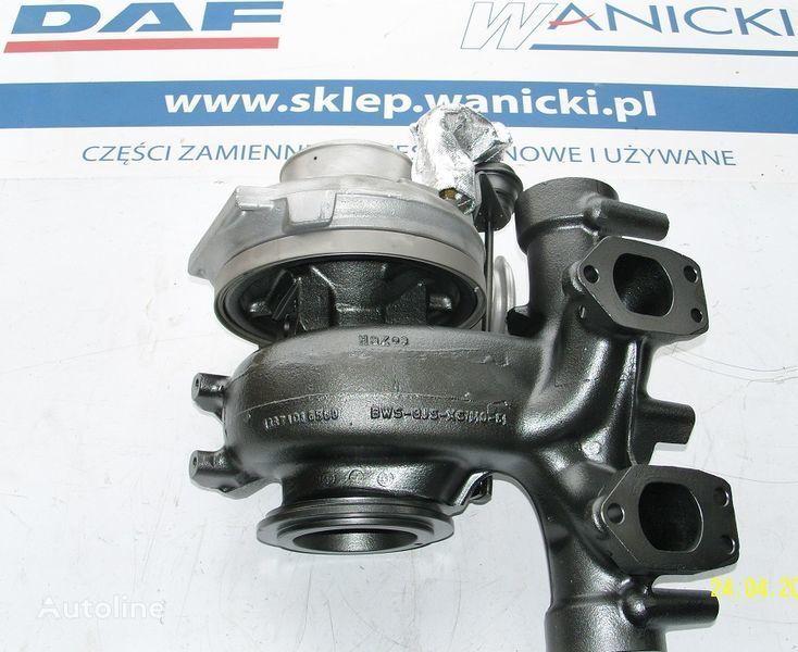 DAF TURBO TURBINA,REGENEROWANA, Turbocharger, EURO 5, Turbokompressor für DAF  XF 105, CF 85  Sattelzugmaschine