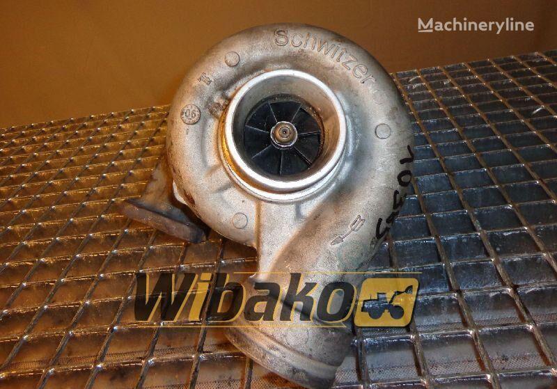 Turbocharger Schwitzer S2B148K Turbokompressor für S2B148K (19F06-0784) Bagger